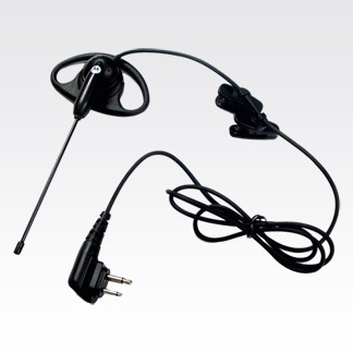 56518 D-Style Earpiece with Boom Microphone