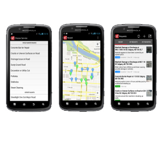 Mobile Applications for Citizens