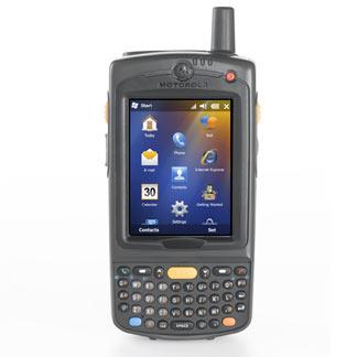 MC75A HF RFID