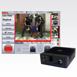 MVX 1000 Mobile Digital Video System