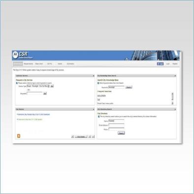 PremierOne CSR Citizen Web