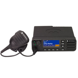 MOTOTRBO™ XPR 5550 Mobile Two-Way Radio