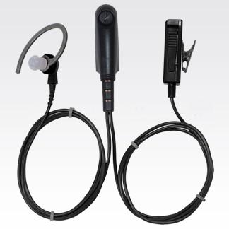 AARMN4029 2-Wire Surveillance Kit, Black