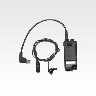 BDN6646 Ear Microphone System (EMS) for Standard Noise Levels