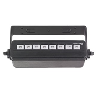 H1338 Status/Message Direct Entry 8-Button Keypad