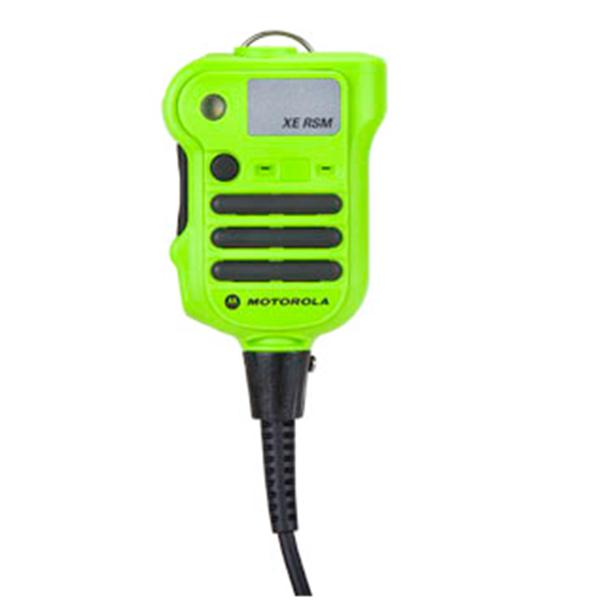 NNTN8203 APX™ XE Remote Speaker Microphone
