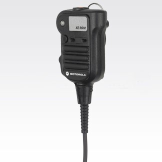 NNTN8203_BLK APX XE Remote Speaker Microphone (Black)