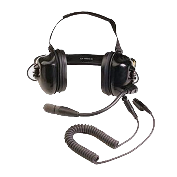 PMLN5278 Heavy Duty Headset with Boom Microphone