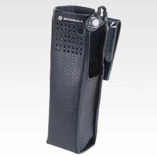 PMLN5330 Hard Leather Carry Case for Short Batteries