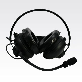 PMLN6540 Heavy-Duty Headset With Behind-The-Head Dual Muff