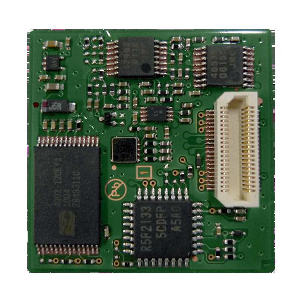 DVS-9 Mandown and Voice Storage