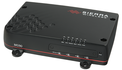 Sierra Wirelss AirLink®MG90 High Performance  Multi-Network Vehicle Router