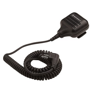 HMN9026 Remote Speaker Microphone for Business Radios