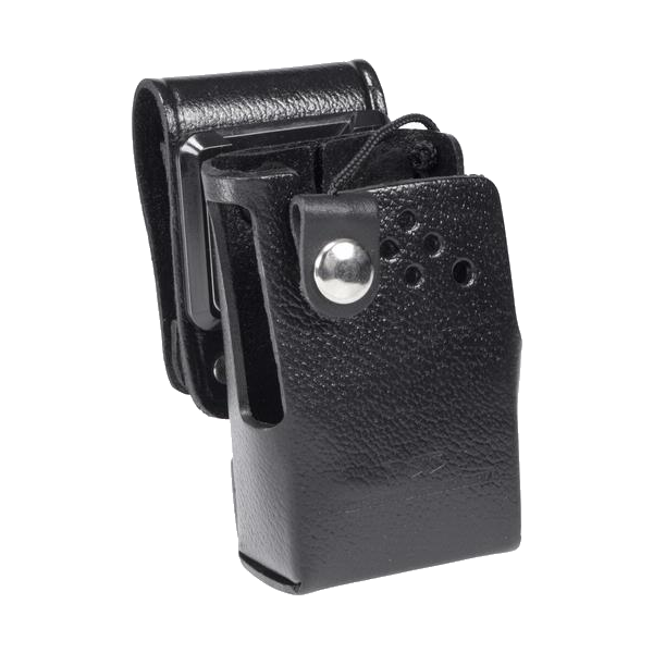 LCC-820S Leather Case with Swivel and Belt