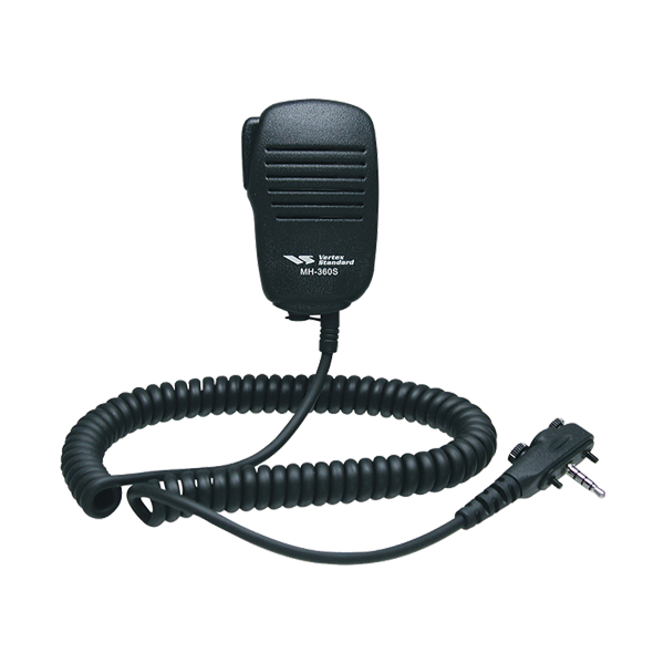 MH-360S Compact Speaker Microphone