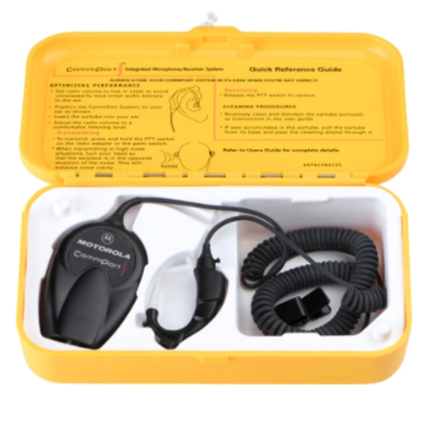NTN8819 Replacement Ear Microphone Assembly