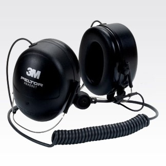 RMN5138 3M Peltor MT Series Neckband Headset With Direct Radio Connect