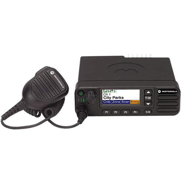 MOTOTRBO™ XPR 5550e Mobile Two-Way Radio