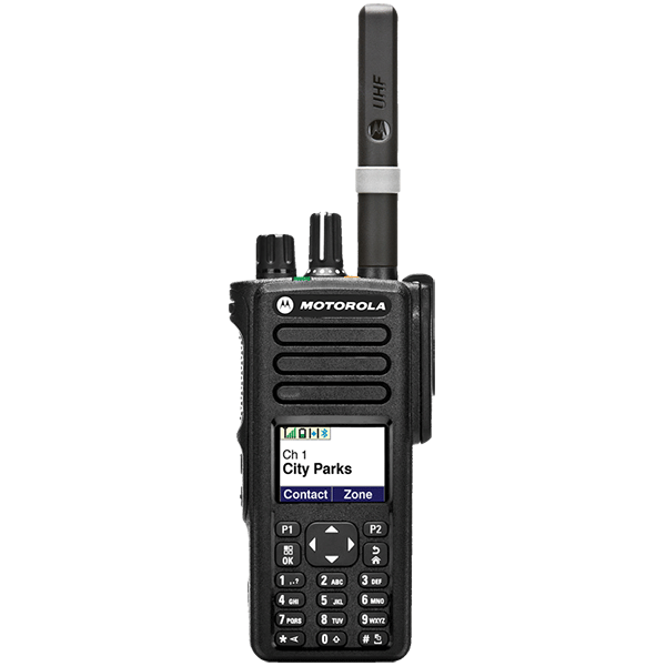 MOTOTRBO™ XPR 7580 Portable Two-Way Radio